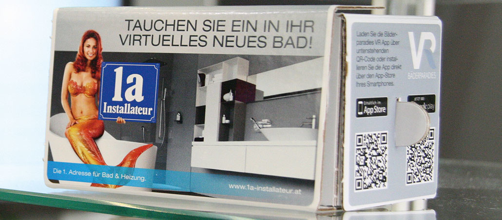 Bild zu Artikel: 3D Planung: Virtual Reality im Bad