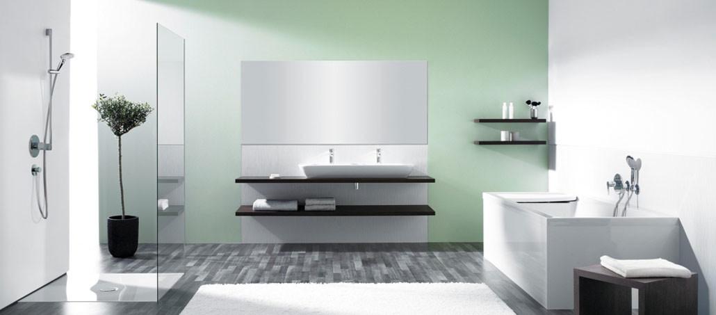 Bild zu Artikel: Alternativen zu Wandfliesen im Bad?