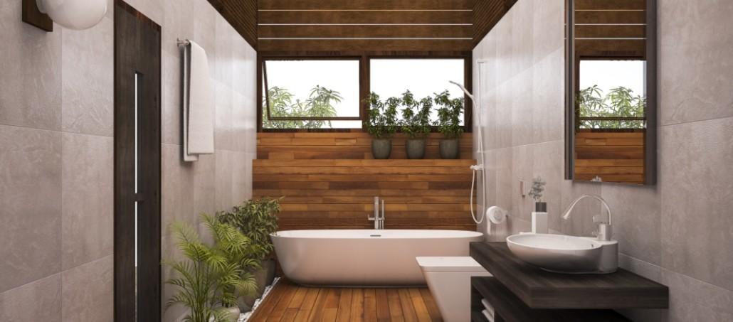 Bild zu Artikel: Holz im Bad - für mehr Style zuhause