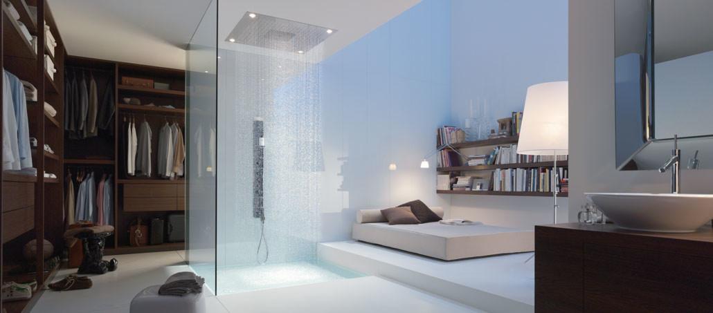 Bild zu Artikel: Innovative Duschsysteme im Check