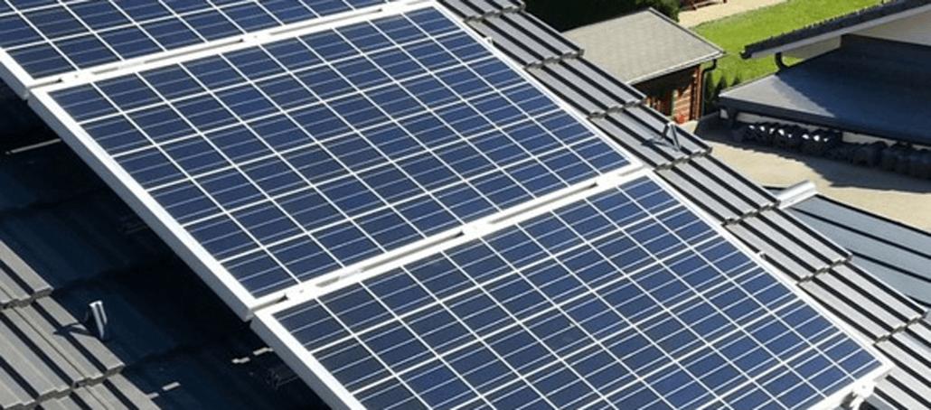 Bild zu Artikel: Mit Photovoltaik zum Niedrigenergiehaus