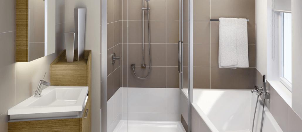 Bild zu Artikel: 10 Top-Lösungen für kleine Badezimmer