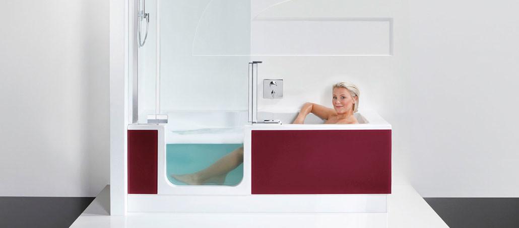 Bild zu Artikel: Badezimmer barrierefrei