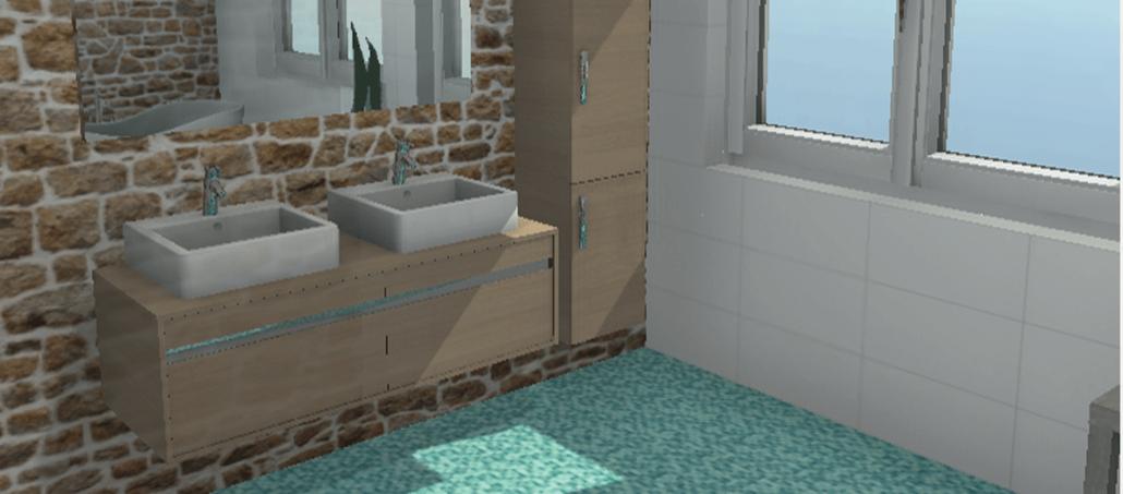 Bild zu Artikel: Onlineplaner: einfach zum Bad nach Maß